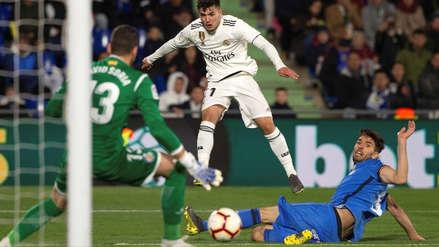 ¡Le tira flores! Zinedine Zidane alabó desempeño de a Brahim Díaz en el Real Madrid vs. Getafe