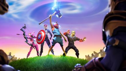 Thanos y los Avengers se enfrentan nuevamente… ¿en Fortnite?