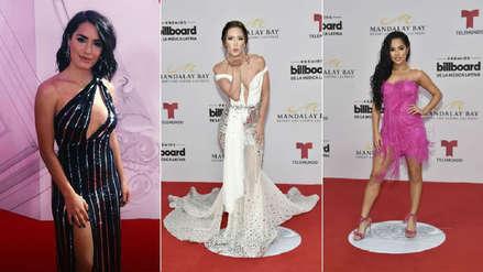 Premios Billboard 2019: Las estrellas de la música desfilaron por la alfombra roja