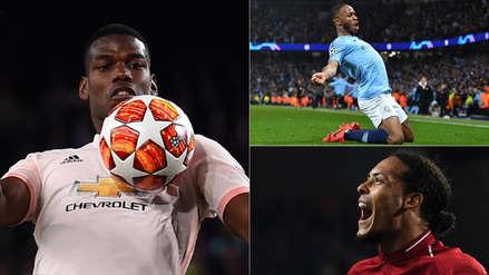Conoce el espectacular once ideal de la Premier League sin Eden Hazard