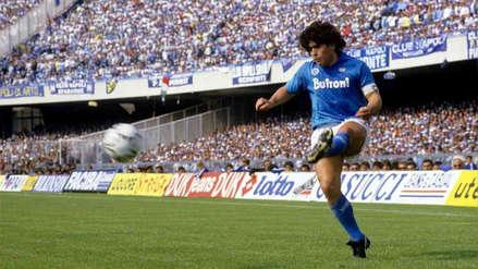 Mira el espectacular primer trailer de la nueva película de Maradona