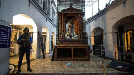Tres nuevas explosiones en Sri Lanka estremecen a la isla