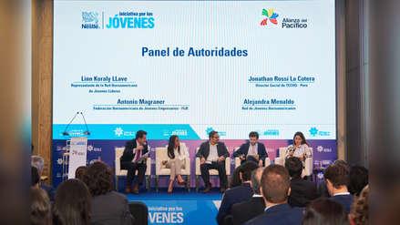 México, Chile, Colombia y Perú trabajando #PorLosJóvenes