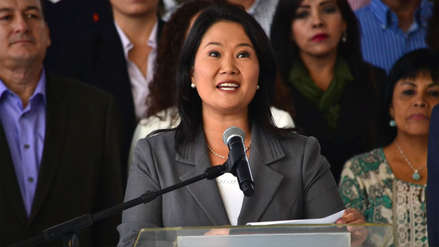 Keiko Fujimori espera que su prisión preventiva se revierta tras declaraciones de Jorge Barata