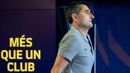 Técnico del Barcelona: