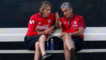Juan Carlos Oblitas negó deuda de la FPF con Ricardo Gareca