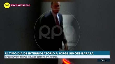 Odebrecht | Así fue la llegada de Jorge Barata al último día de interrogatorios