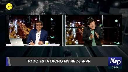 Alejandro Choledo justificó haber reclamado soborno a Barata: