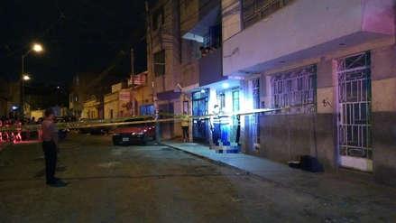 Con disparos al aire despidieron a presunto delincuente asesinado en Trujillo