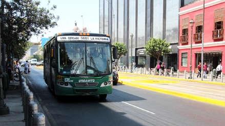 Municipalidad de Lima dispuso ampliación de recorrido del 'Urbanito' hasta avenida Universitaria