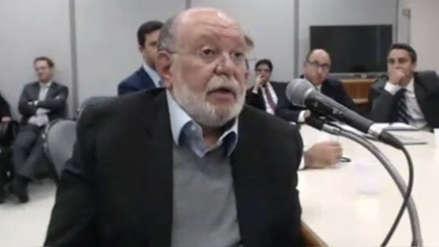 Leo Pinheiro | Expresidente de OAS declaró ante fiscales peruanos