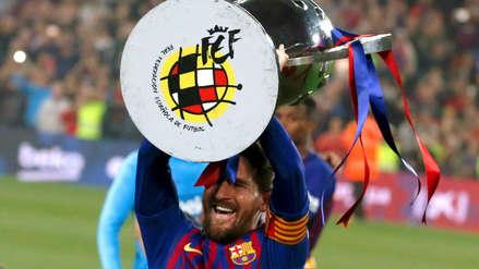 ¡Barcelona campeón! Resumen del minuto a minuto del partido por la LaLiga Santander