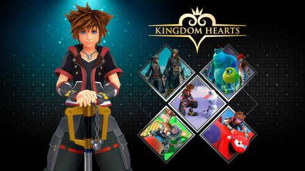 Kingdom Hearts 3 anuncia su primer DLC titulado 'ReMIND'