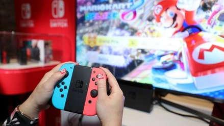 Nintendo Switch superó los 34 millones de consolas vendidas a nivel mundial