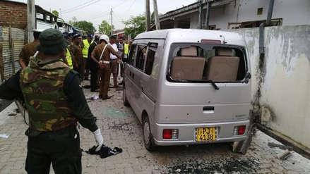 Operación contra sospechosos de los atentados en Sri Lanka dejó 16 muertos
