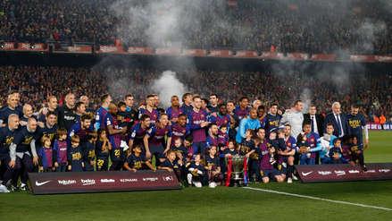 Barcelona es campeón de LaLiga: Andrés Iniesta mandó mensaje de felicitación al Barza
