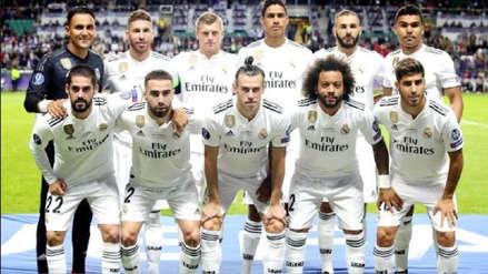Real Madrid: Zidane pierde a su mejor jugador para el duelo ante el Rayo de Luis Advíncula