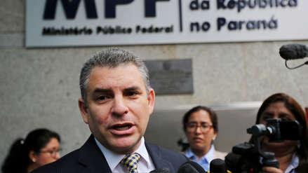 Vela dijo que Equipo Especial afronta crisis por falta de personal:
