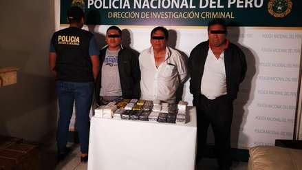 La Victoria | Policía Nacional captura banda e incauta 100 celulares de contrabando