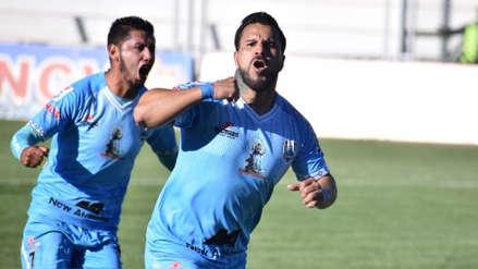 Binacional venció a Melgar y le volvió a sacar tres puntos de ventaja a Sporting Cristal
