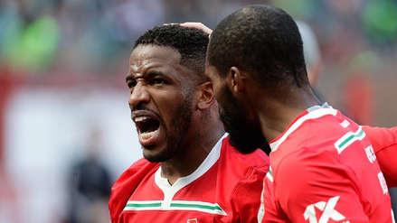 ¡La 'Foquita' sigue 'on fire'! Jefferson Farfán le dio el triunfo al Lokomotiv con este gol