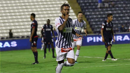 ¡Cortó mala racha! Alianza Lima venció 1-0 a San Martín por la fecha 11 del Apertura por la Liga 1 Movistar