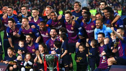 Salió campeón con el Barcelona, pero quiere irse al finalizar la temporada
