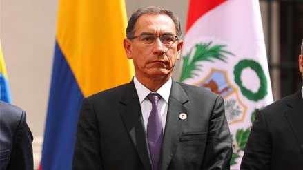IEP | Después de ocho meses, la desaprobación de Martín Vizcarra supera a su aprobación