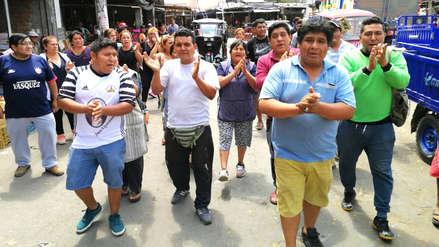 Comerciantes se atrincheran contra el cierre del mercado más importante de Trujillo
