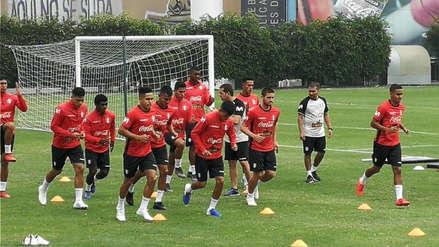 Lima 2019: Selección Peruana arrancó entrenamientos bajo la orden de Nolberto Solano