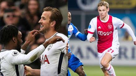 Tottenham vs. Ajax | ¿Quién ganará este partido según las casas de apuestas?
