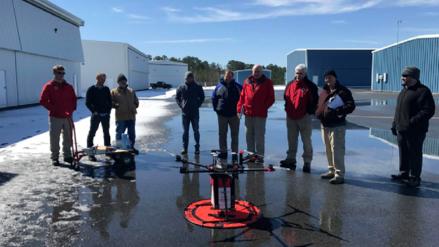 Por primera vez, un drone transportó con éxito un órgano humano para trasplante