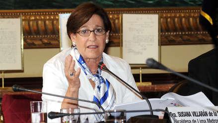 Susana Villarán no asistirá a comisión del Congreso por