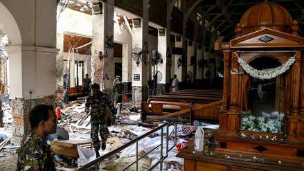 Los atentados en Sri Lanka