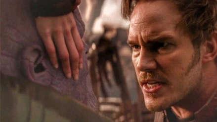 Chris Pratt comparte video inédito del rodaje de
