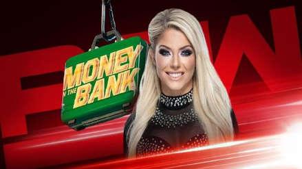 WWE Monday Night RAW EN VIVO: Alexa Bliss nombrará a los aspirantes al maletín de Money in the Bank 2019