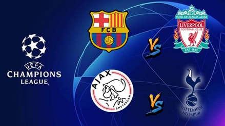 Champions League: revisa la programación de la semana de los partidos de semifinales
