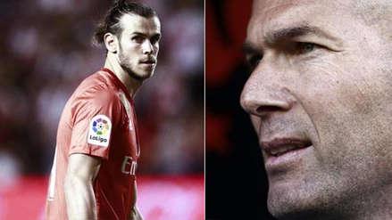La respuesta del agente de Gareth Bale a las dudas de Zinedine Zidane