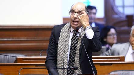 Edwin Donayre: Comisión sesionará este martes sobre el levantamiento de su inmunidad parlamentaria
