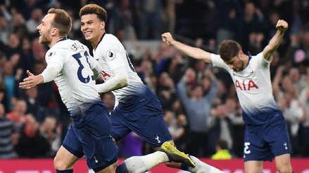 Tottenham vs. Ajax | FECHA, HORA Y CANAL del partido por las semifinales de la Champions League