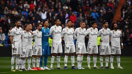 Real Madrid: la 'lista negra' de jugadores de cara a la próxima campaña