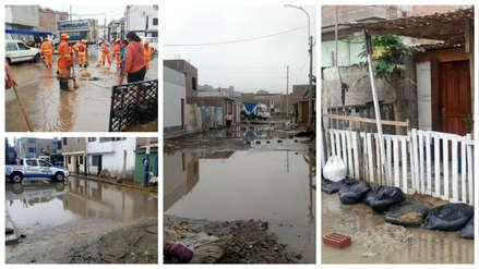 Así quedaron las calles y casas de Chorrillos tras el desborde del río Surco [FOTOS]