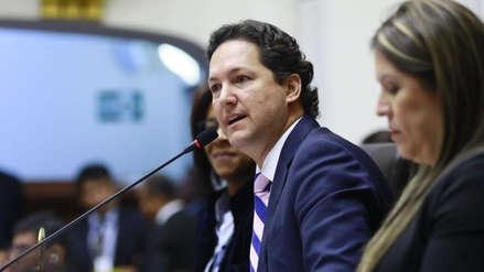 Daniel Salaverry espera que Jorge Castro sea desaforado del Congreso si se demuestra que cobró a asesores