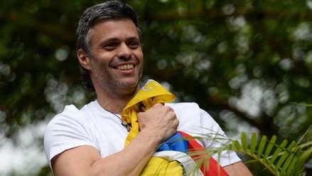 Leopoldo López y su familia dejan embajada de Chile y se van a la de España