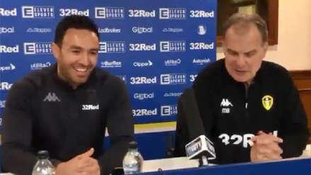 Marcelo Bielsa no pudo pronunciar el nombre del próximo rival del Leeds United y causó risas en su conferencia