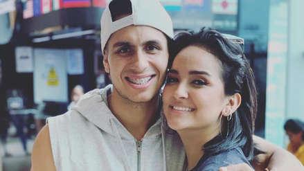 Daniela Darcourt confirma su relación con bailarín de