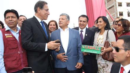 Presidente Vizcarra sobre el levantamiento militar en Venezuela: