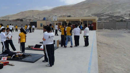 Arequipa | Suspenden labores en colegio por casos de Hepatitis A