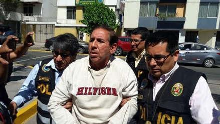 Arequipa | Sentencian a 9 años de cárcel a juez Gino Valdivia por cobrar coima