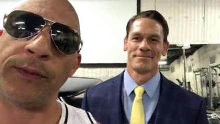 John Cena, estrella de WWE, será parte del elenco de 'Rápidos y Furiosos 9' [VIDEO]